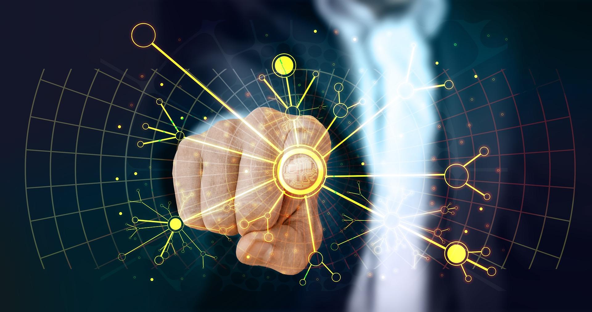El aumento de la conectividad debe ir de la mano de un consumo sostenible de energía./Pixabay