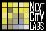 Logo NextCity Labs blanco